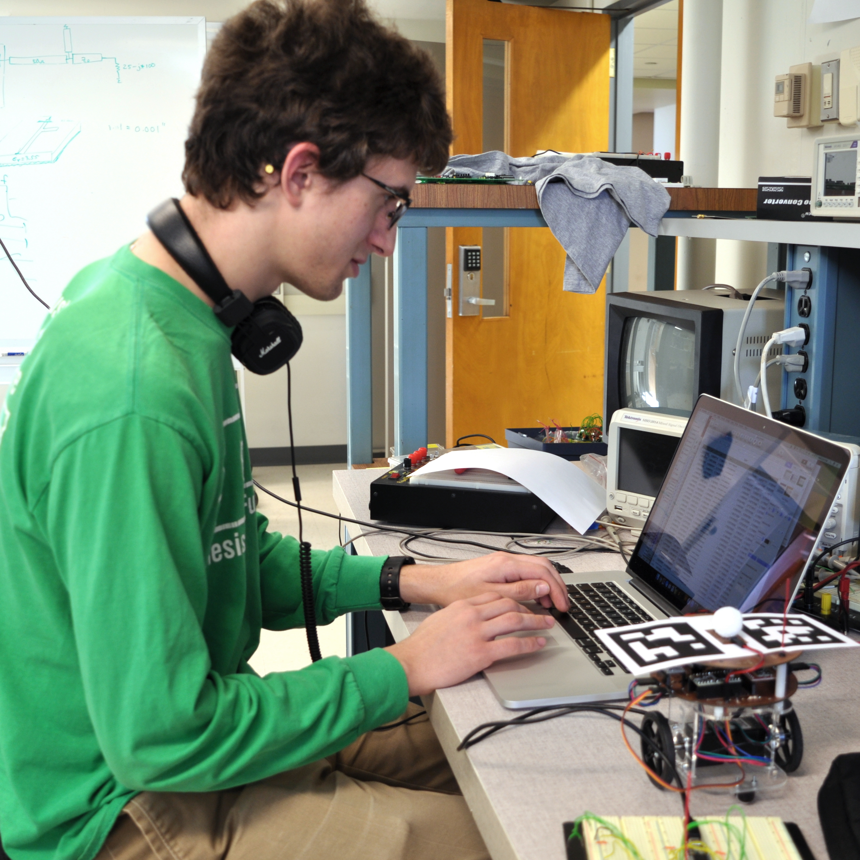 Projects · Electrical And Computer Engineering · Lafayette